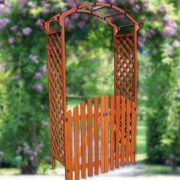 Arche de jardin : décoratif et indispensable