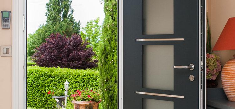 Pourquoi choisir une porte d\'entrée en aluminium ? | Tout ...