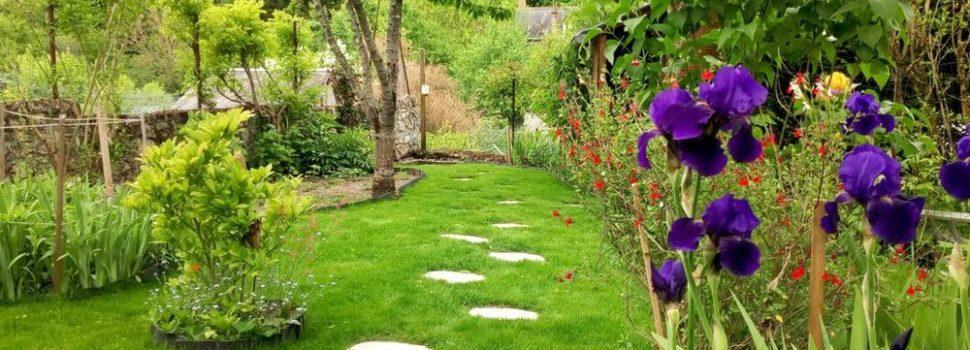 Le bonheur est au jardin !