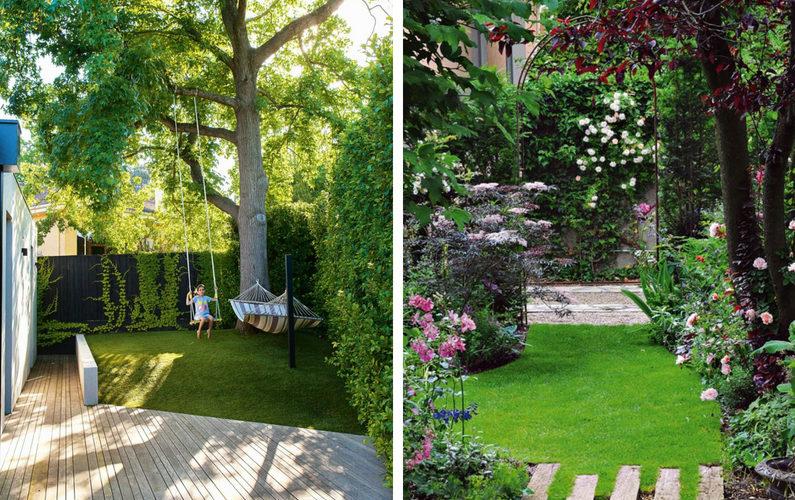 Comment créer un jardin de ville?